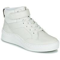 Schuhe Damen Sneaker High Timberland RUBY ANN CHUKKA Weiss