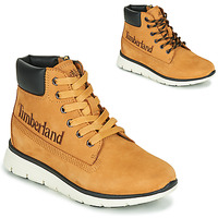 Schuhe Kinder Sneaker High Timberland KILLINGTON 6 IN Rot multi wf sde