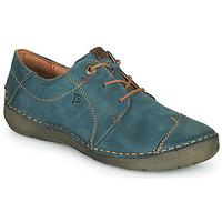 Schuhe Damen Derby-Schuhe Josef Seibel FERGEY 20 Marine
