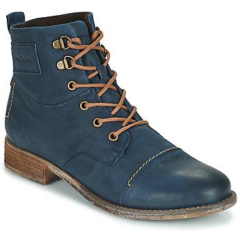Schuhe Damen Boots Josef Seibel SIENNA 17 Marine