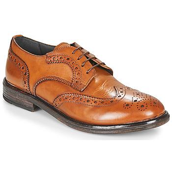 Schuhe Herren Boots Moma HANCOK Braun
