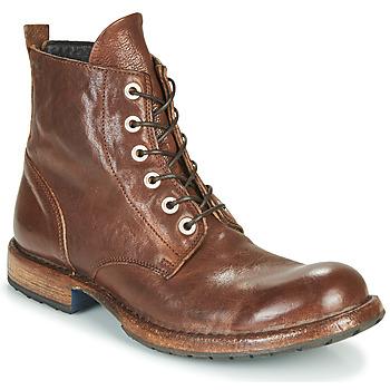 Schuhe Herren Boots Moma MALE Braun
