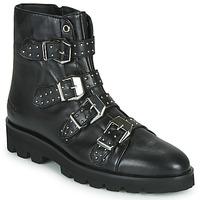 Schuhe Damen Boots Melvin & Hamilton SUSAN Schwarz