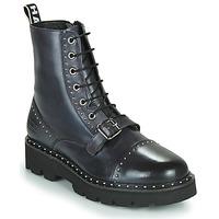 Schuhe Damen Boots Melvin & Hamilton WINSLET Schwarz