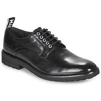 Schuhe Herren Derby-Schuhe Melvin & Hamilton EDDY Schwarz