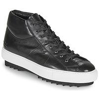Schuhe Herren Sneaker Low Melvin & Hamilton MICK Schwarz