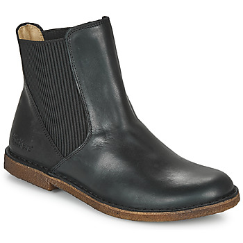 Schuhe Damen Boots Kickers TINTO Schwarz