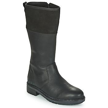 Schuhe Damen Klassische Stiefel Kickers WATHIGH Schwarz