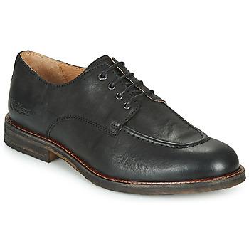 Schuhe Herren Derby-Schuhe Kickers ALPHABI Schwarz