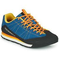 Schuhe Herren Sneaker Low Merrell CATALYST SUEDE Blau