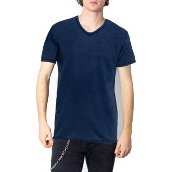 Kleidung Herren T-Shirts Brian Brome 23/102-398 Blu