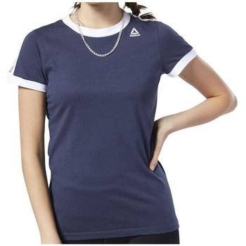 Kleidung Damen T-Shirts Reebok Sport Linear Logo Tee