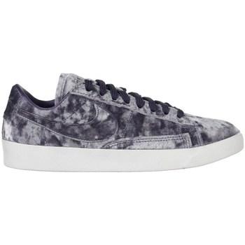 Schuhe Damen Sneaker Low Nike W Blazer Low LX Violett