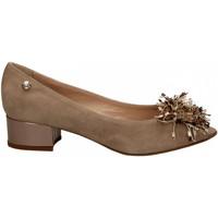 Schuhe Damen Pumps Enval D SF 52553 taupe