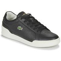 Schuhe Damen Sneaker Low Lacoste CHALLENGE 0120 1 SFA Schwarz / Weiss