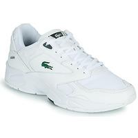 Schuhe Herren Sneaker Low Lacoste STORM 96 LO 0120 3 SMA Weiss / Grün