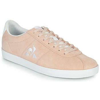Schuhe Damen Sneaker Low Le Coq Sportif AMBRE Rose