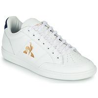 Schuhe Damen Sneaker Low Le Coq Sportif COURT CLAY W Weiss / Blau