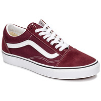 Schuhe Sneaker Low Vans OLD SKOOL Bordeaux
