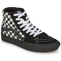 Schuhe Damen Sneaker High Vans COMFYCUSH SK8-HI Schwarz