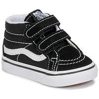 Schuhe Kinder Sneaker High Vans TD SK8-MID REISSUE V Schwarz / Weiss