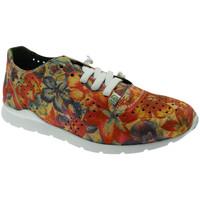 Schuhe Damen Sneaker Low Slowwalk SLOWHELIOSfio verde