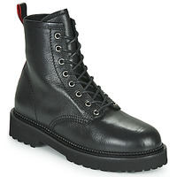 Schuhe Damen Boots Mimmu JUDONE Schwarz