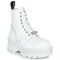 Schuhe Boots New Rock M-MILI083CM-C56 Weiss