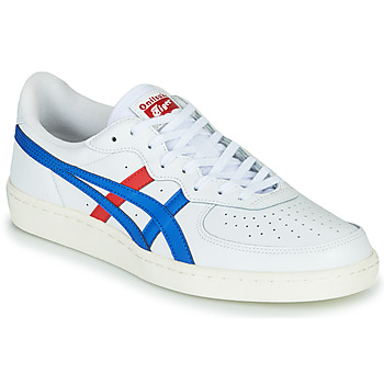 Schuhe Sneaker Low Onitsuka Tiger GSM LEATHER Weiss / Rot / Blau