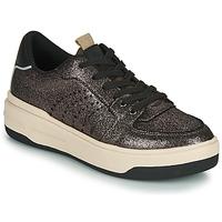 Schuhe Damen Sneaker Low Palladium Manufacture OCA 01 Grau