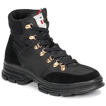 Schuhe Damen Boots Les Tropéziennes par M Belarbi CAKE Schwarz