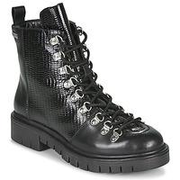 Schuhe Damen Boots Les Tropéziennes par M Belarbi ZANTIS Schwarz