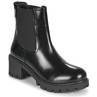 Schuhe Damen Low Boots Les Tropéziennes par M Belarbi ZANGE Schwarz