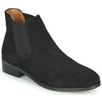 Schuhe Damen Boots Les Tropéziennes par M Belarbi UZOU Schwarz