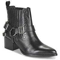 Schuhe Damen Low Boots Les Tropéziennes par M Belarbi KIMIKO Schwarz