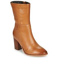 Schuhe Damen Low Boots Les Tropéziennes par M Belarbi LIVANA Braun