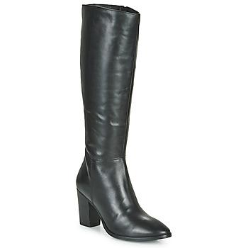 Schuhe Damen Klassische Stiefel Les Tropéziennes par M Belarbi LYCO Schwarz