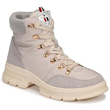 Schuhe Damen Boots Les Tropéziennes par M Belarbi CAKE Grau