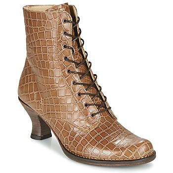 Schuhe Damen Low Boots Neosens ROCOCO Beige