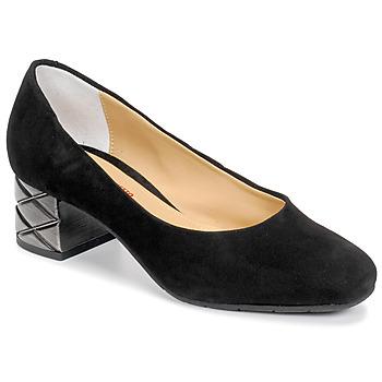Schuhe Damen Pumps Perlato JAMINET Schwarz