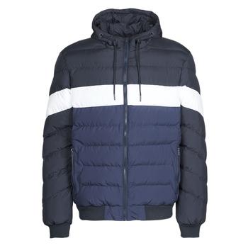 Kleidung Herren Daunenjacken Urban Classics TB3818 Blau / Marine