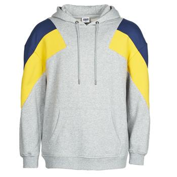 Kleidung Herren Sweatshirts Urban Classics TB2402 Grau / Blau