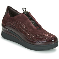 Schuhe Damen Sneaker Low Stonefly CREAM 21 Bordeaux