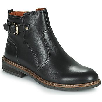 Schuhe Damen Boots Pikolinos ALDAYA W8J Schwarz