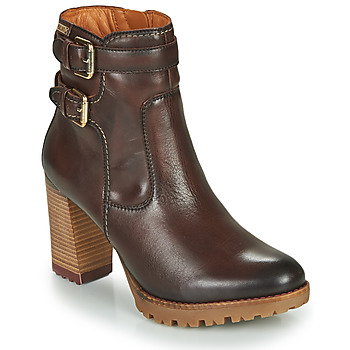 Schuhe Damen Low Boots Pikolinos CONNELLY W7M Olive