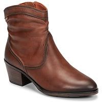 Schuhe Damen Low Boots Pikolinos CUENCA W4T Braun