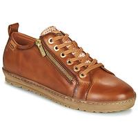 Schuhe Damen Sneaker Low Pikolinos LAGOS 901 Braun