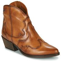 Schuhe Damen Low Boots Pikolinos VERGEL W5Z Braun