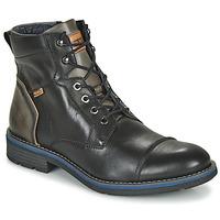 Schuhe Herren Boots Pikolinos YORK M2M Schwarz