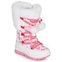 Schuhe Mädchen Schneestiefel Agatha Ruiz de la Prada APRESKI Weiss